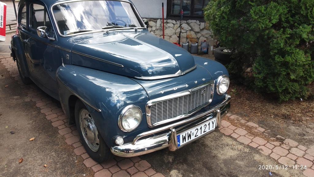 Volvo PV544-1965