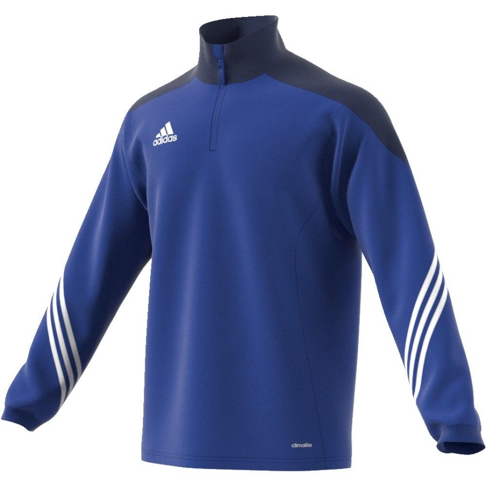Bluza męska adidas Sereno 14 Training Top niebiesk