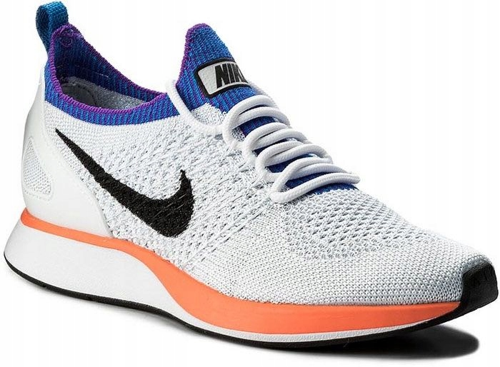 Buty Nike Air Zoom Mariah Flyknit Racer białe 44