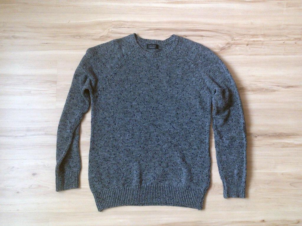 Sweter sportowy ZARA MAN !!! ORYGINAŁ !!!
