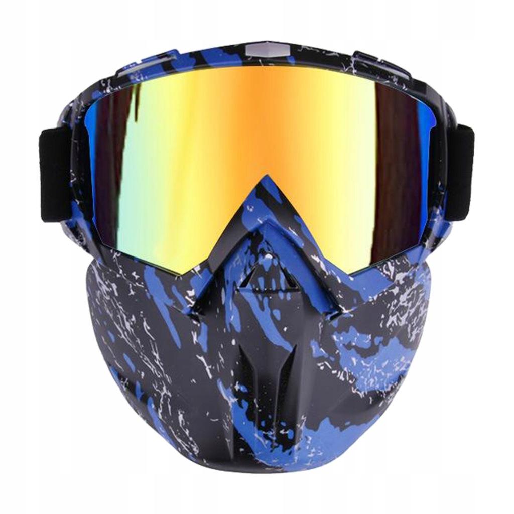 okulary narciarskie dla kobiet i mężczyzn