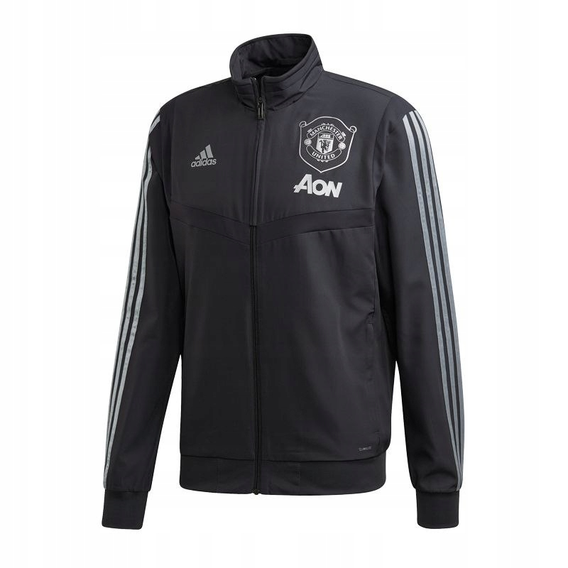 Kurtka zimowa adidas MUFC Winter Jacket M DX9049