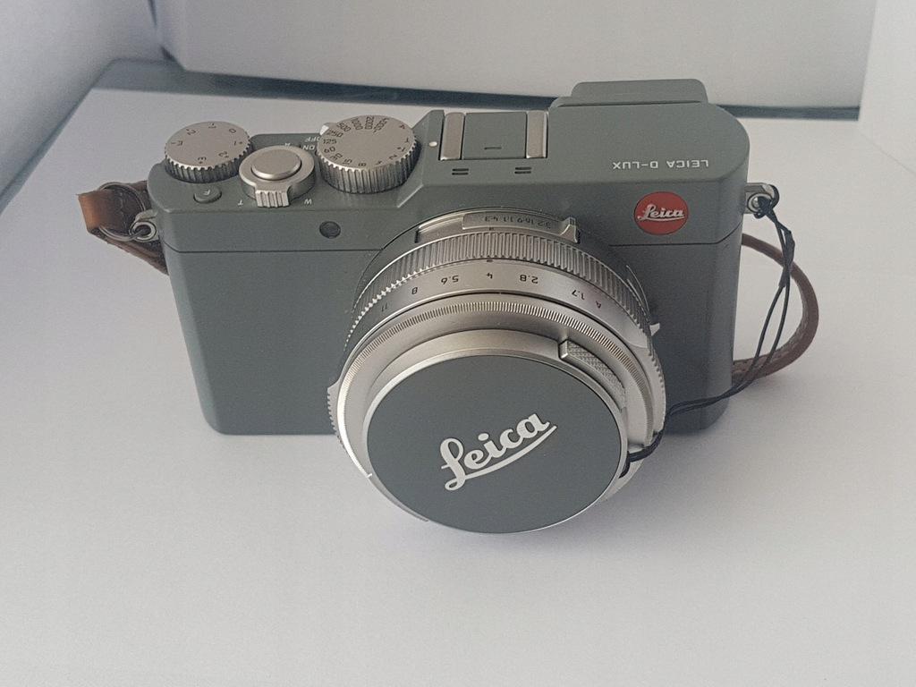 aparat cyfrowy LEICA D-LUX seria limitowana (109)