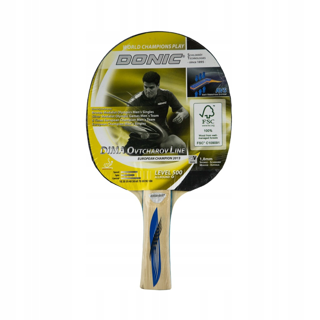 Profesjonalna Rakietka do tenisa DONIC