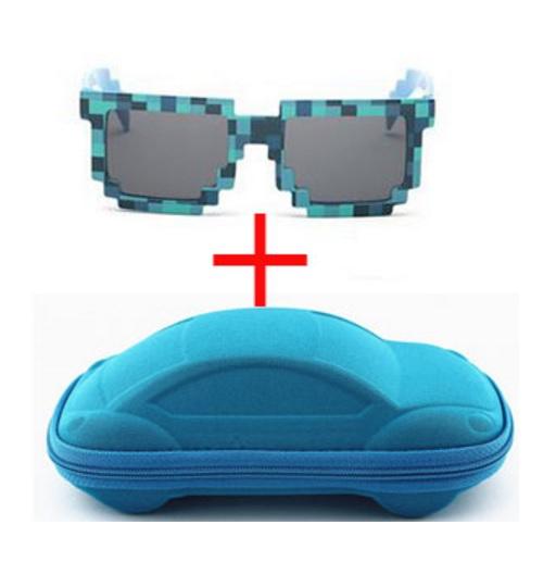 Okulary przeciwsłoneczne dziecięce minecraft z filtrem uv 3