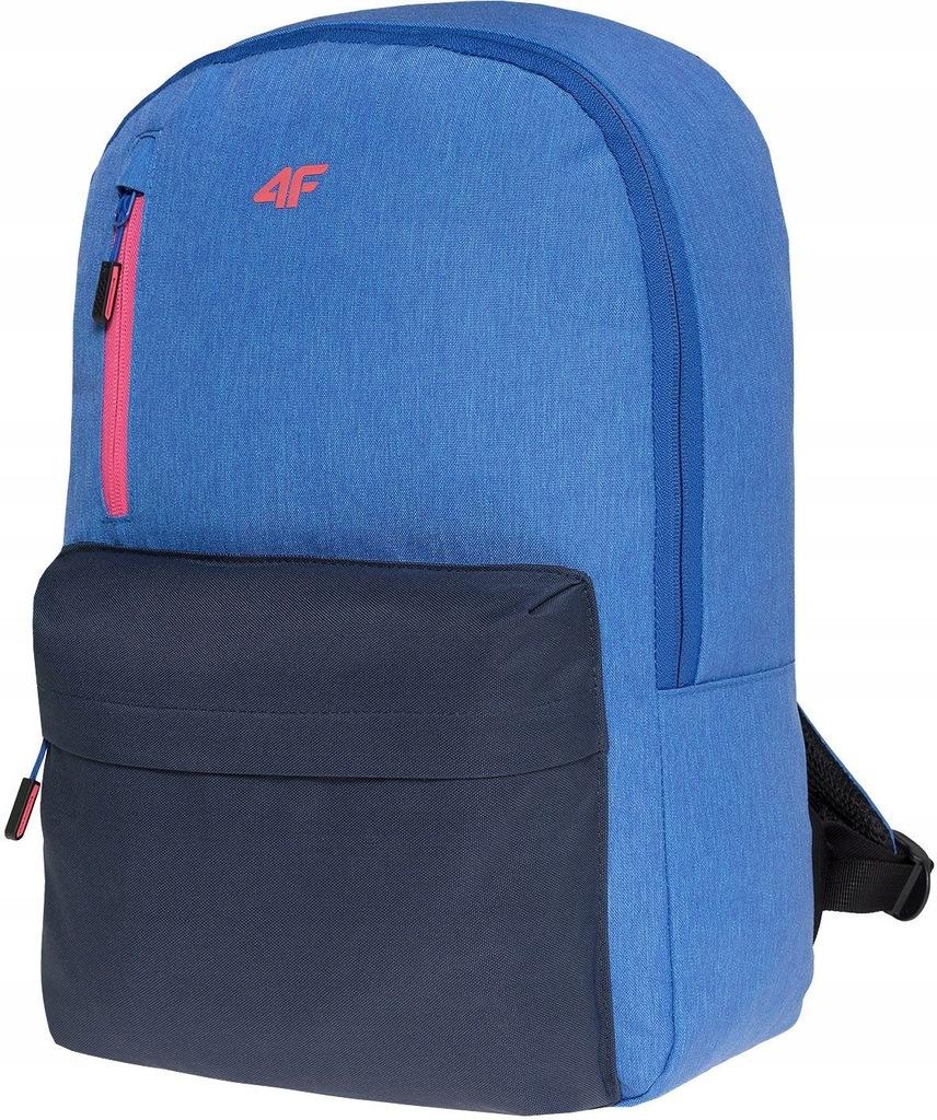 4f Plecak H4L18-PCU008 niebieski