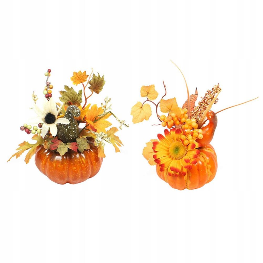 2 sztuk Halloween Jesienne rekwizyty Symulacja Dyn