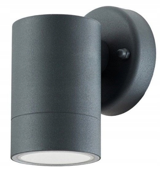 Lampa ogrodowa BLACK DELL IP44 LED 350lm 5,5W ście