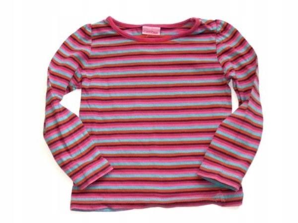 CHEROKEE bluzka w mega kolorowe paseczki 92/98