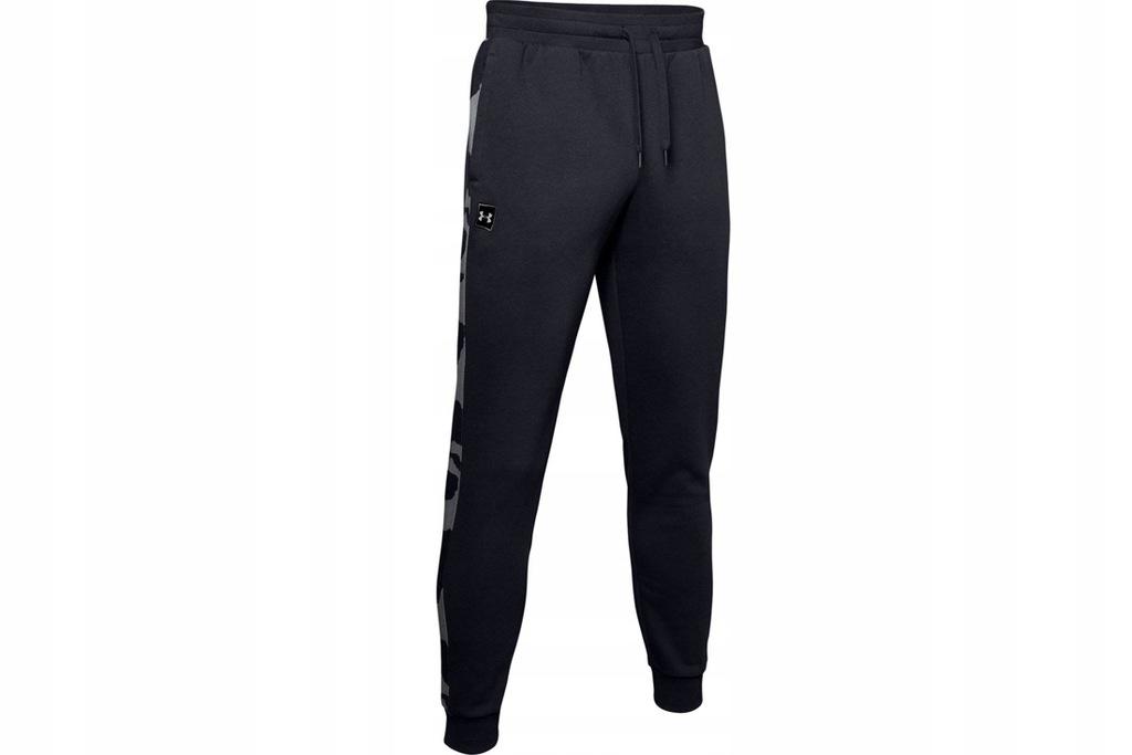 UNDER ARMOUR RIVAL FLEECE PRI ~XL~ Męskie Spodnie