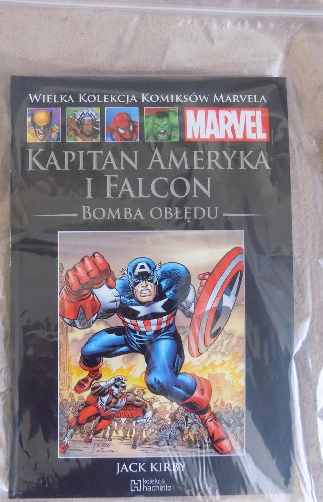 WKKM, tom 118 Kapitan Ameryka i Falcon