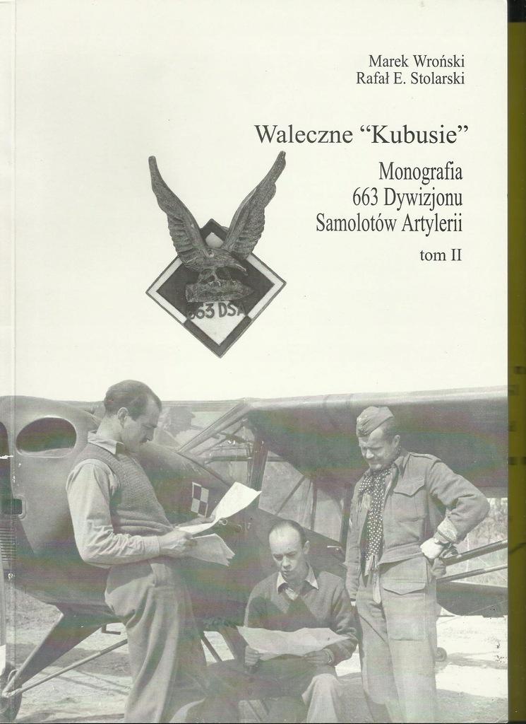 monografia 663 Dyon Artylerii Samolotow