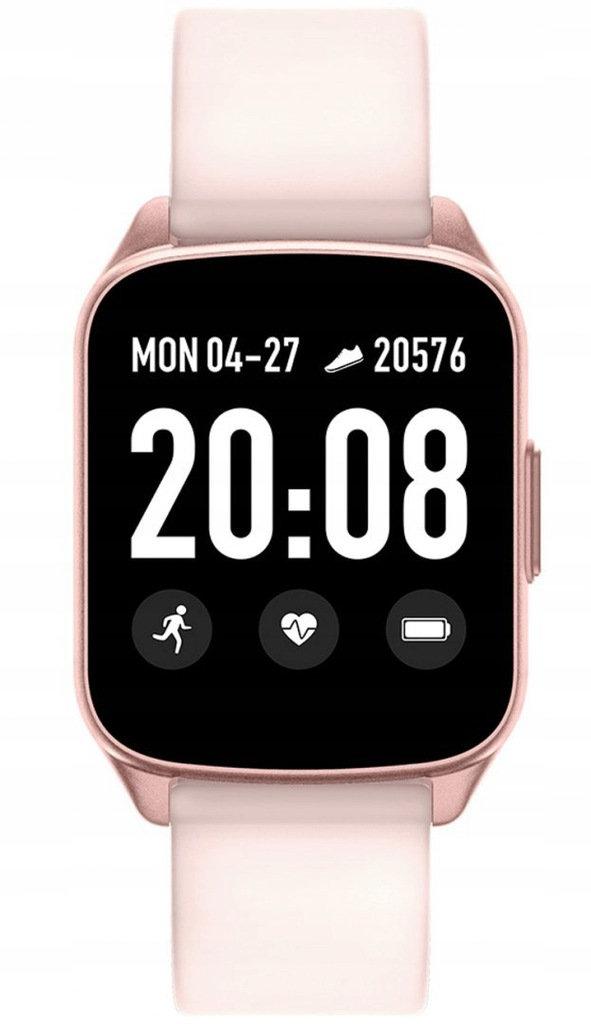 DOMI789SK/ Zegarek SMARTWATCH Gino Rossi SW009-2