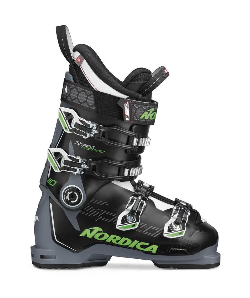 Buty narciarskie Nordica Speedmachine 110 Czarny 2