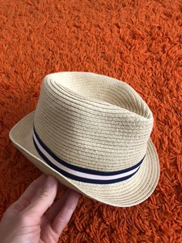 Letni kapelusz słomkowy H&M 86