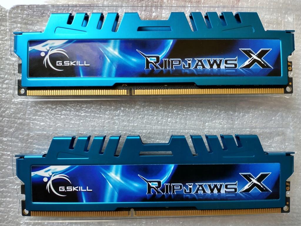 G.Skill RipjawsX 2133 Mhz cl9