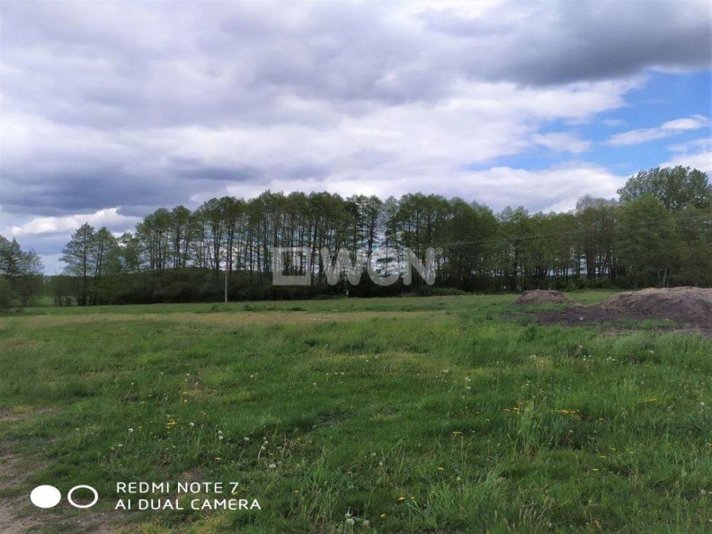 Działka, Modlna, Ozorków (gm.), 1500 m²