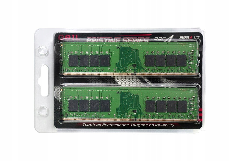 DDR4 Pristine 8GB/2133 (2*4GB) Green PCB CL15-15-1