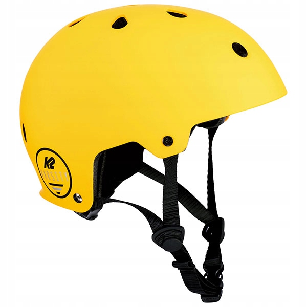 Kask na rolki K2 VARSITY 2019 # Yellow L (58-61cm)