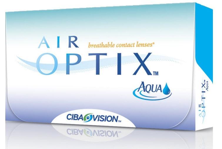 Air Optix Aqua 1 szt. MOC: -0.75 Alcon