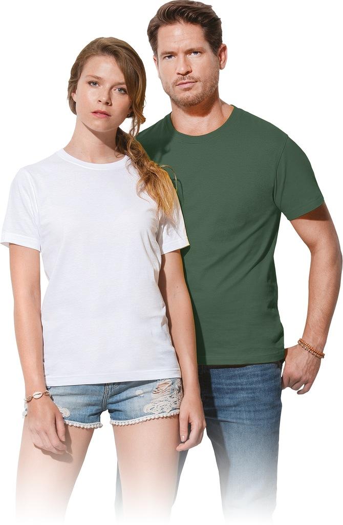 Koszulka T-SHIRT STEDMAN ST2000 zieleń butel - XL