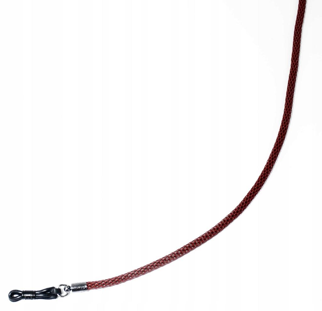 Henri Beaud sznurek do okularów TFX3 65 cm stalowy