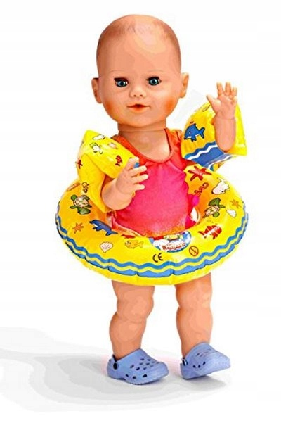 Heless 880Heless Swim Ring With Water Wings For Doll