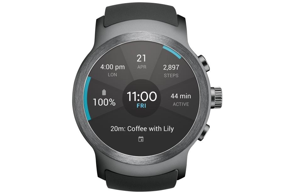 Smartwatch LG Watch Sport W280A Titan