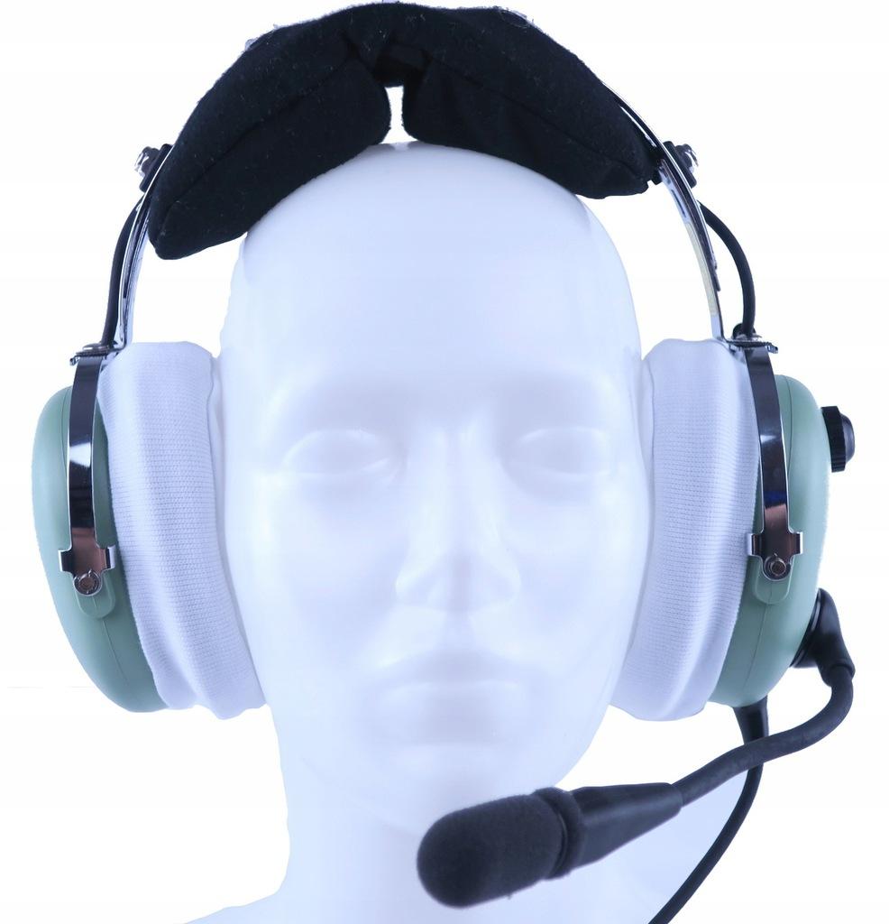 Osłonki premium do na słuchawki David Clark H10
