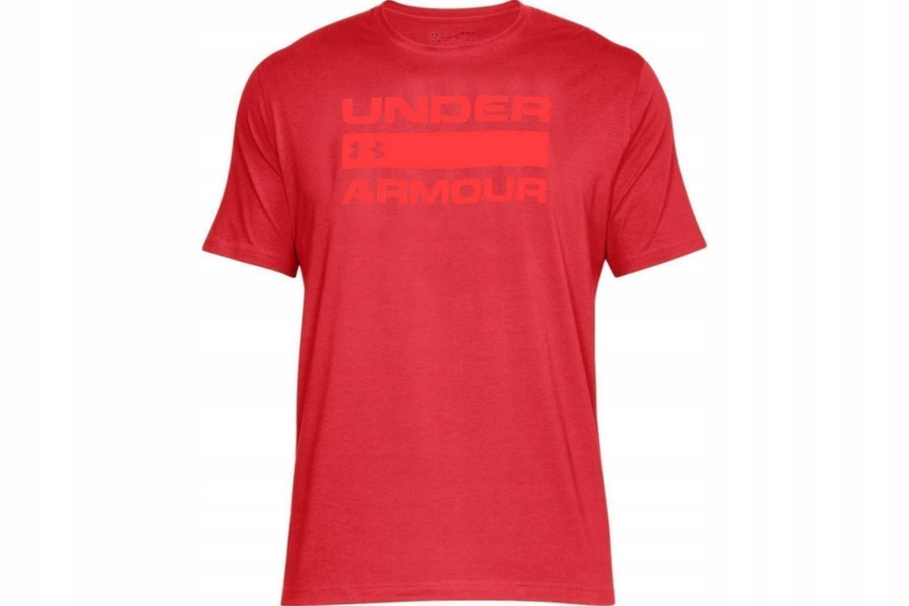 UNDER ARMOUR TEAM ISSUE WORDMA (XL) Męski T-shirt
