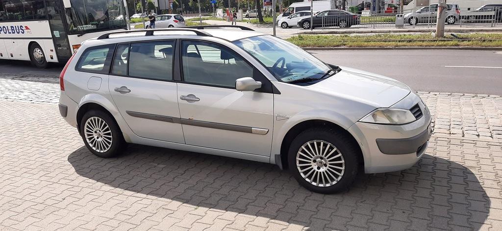 Renault Megane 120KM