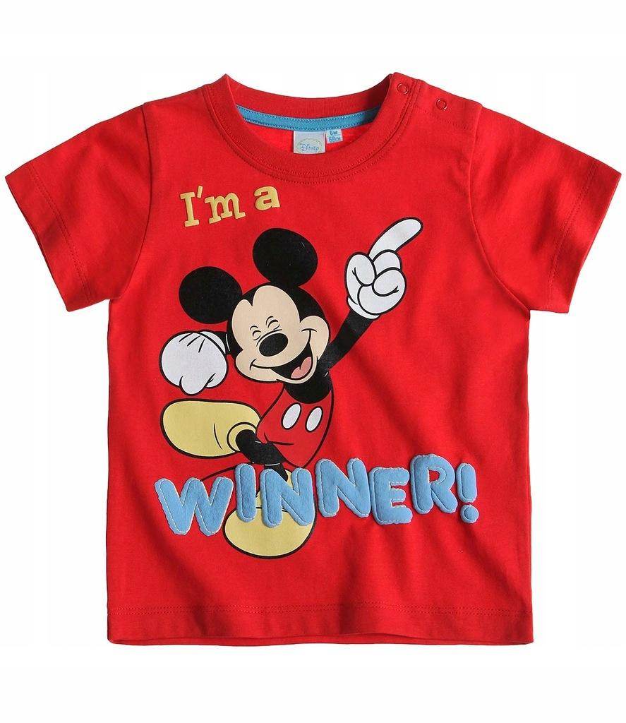 Myszka Mickey 68 super koszulka t-shirt