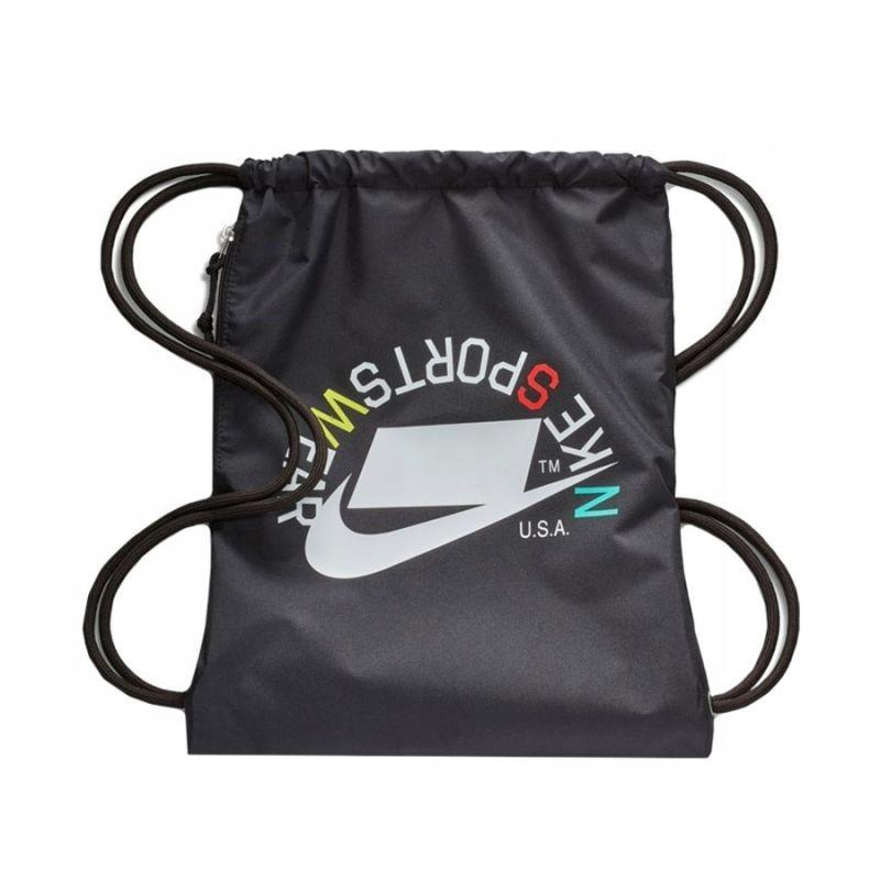 Worek Plecak Nike Heritage Gymsack czarny