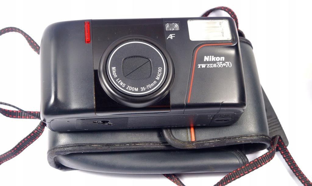aparat kolekcjonerski Nikon TW zoom 35-70 macro