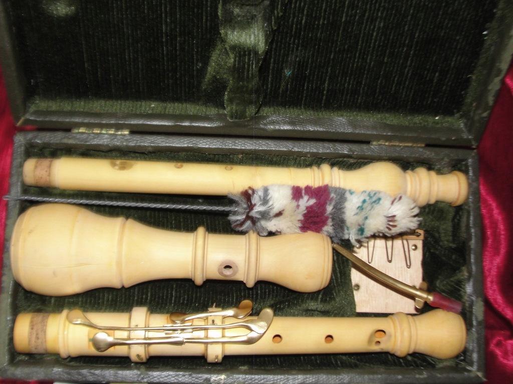 Rożek angielski barokowy koncertowy obój miłosny