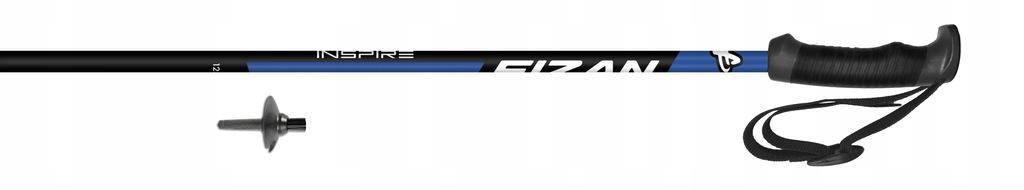 Kije narciarskie Fizan INSPIRE Blue 135cm