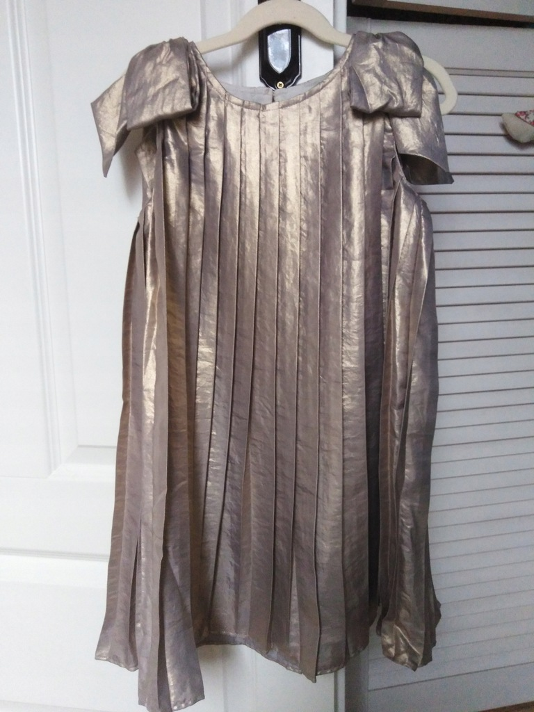 Sukienka GAP roz. 7 lat