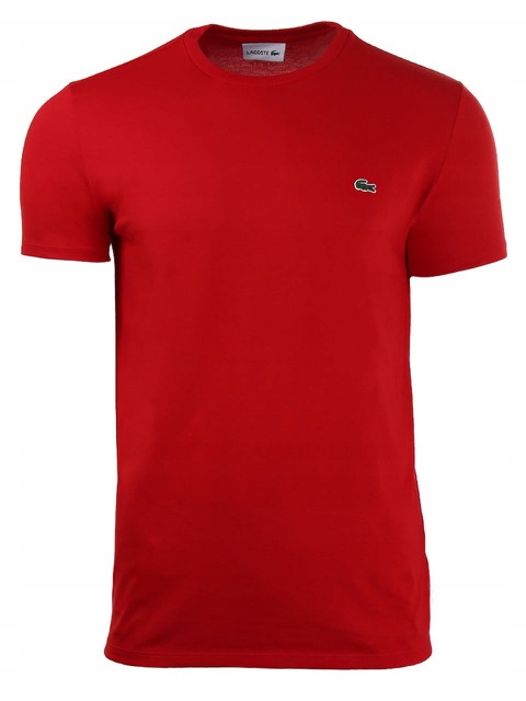 T-shirt męski Lacoste TH6709-240 - XL