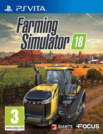 Farming Simulator 2018 (PSVita)