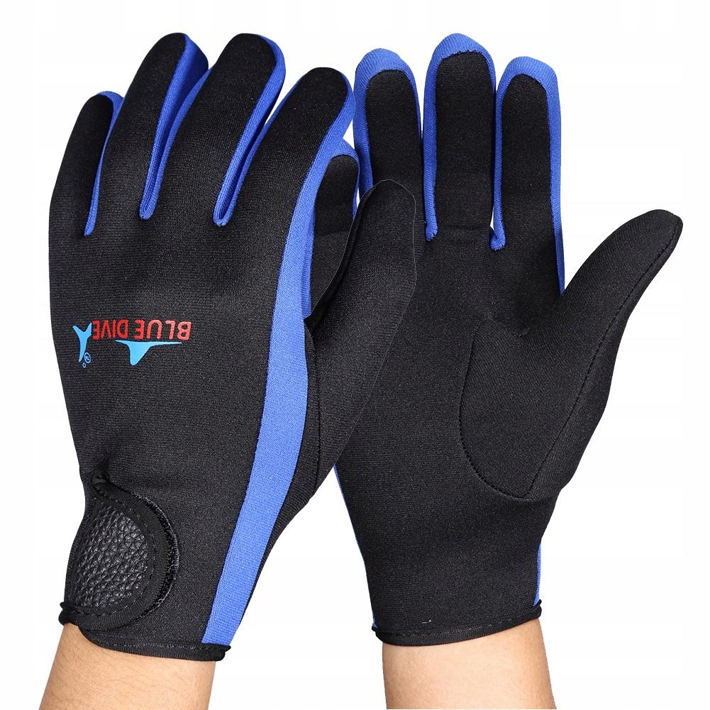 Rękawice do sportów wodnych BLUE DIVE M