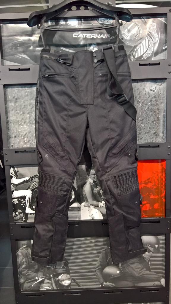Spodnie tekstylne Rebelhorn Dasmkie Justice II DXS