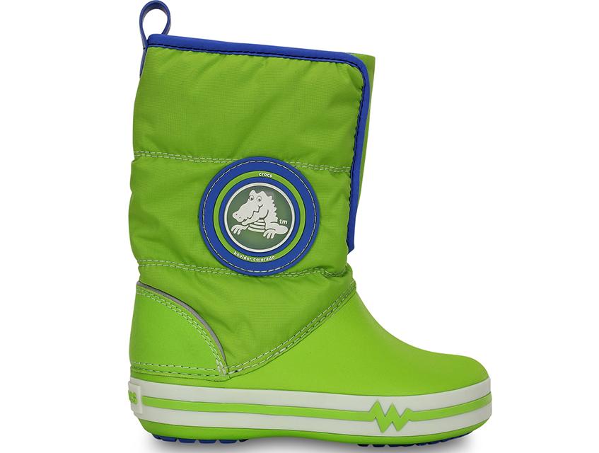 Śniegowce CROCS Lights Gust Boot PS (1581136U)34,5
