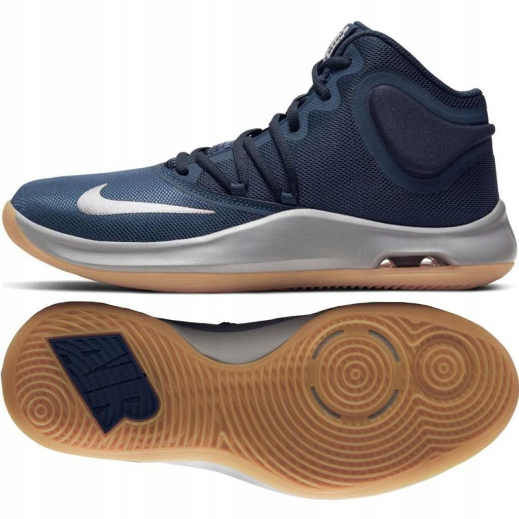 Syntetyk Buty Sport Sport Koszykówka Nike r.42,5