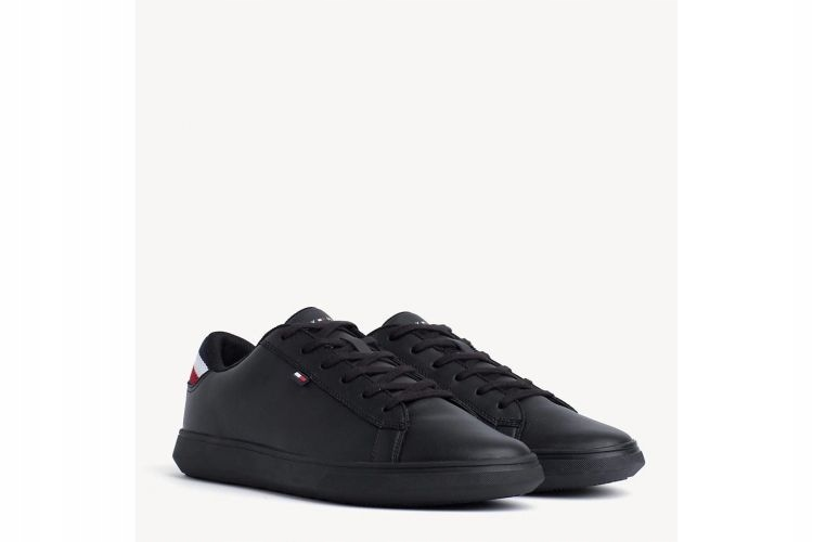 MODNE markowe Czarne Sneakersy TOMMY HILFIGER 46