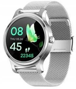 Smartwatch Overmax Touch 2.6 srebrny, Outlet