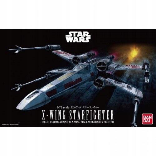 Revell 01200 Star Wars X-Wing Starfighter 1/72 REV