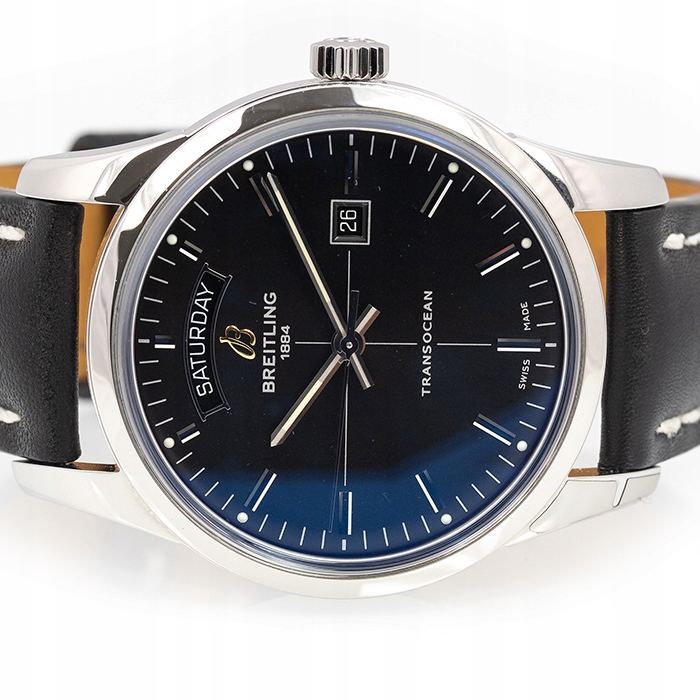 BREITLING TRANSOCEAN DAY & DATE KOMPLET