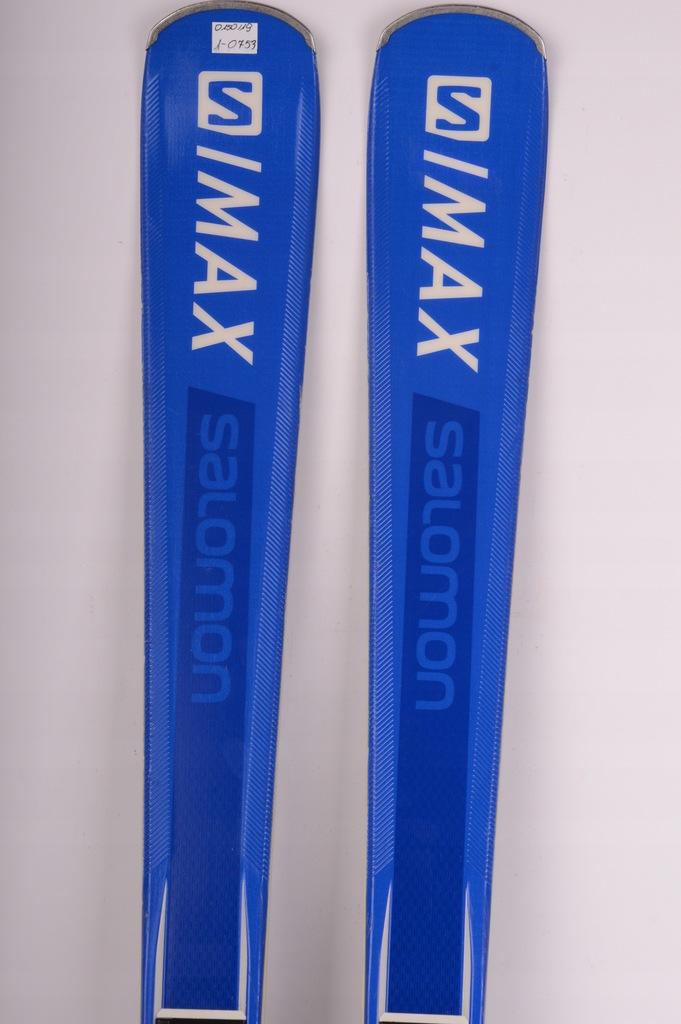 Narty Salomon S MAX F10 165 cm