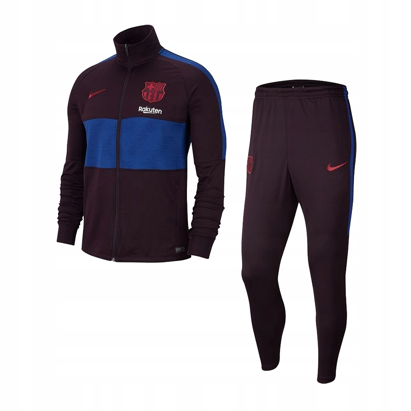Dres NIKE FC BARCELONA strike AQ0781-662 - XL