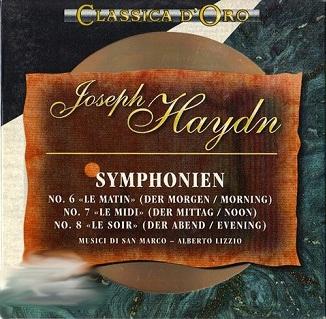 Joseph Haydn - Musici di San Marco - Symphonien